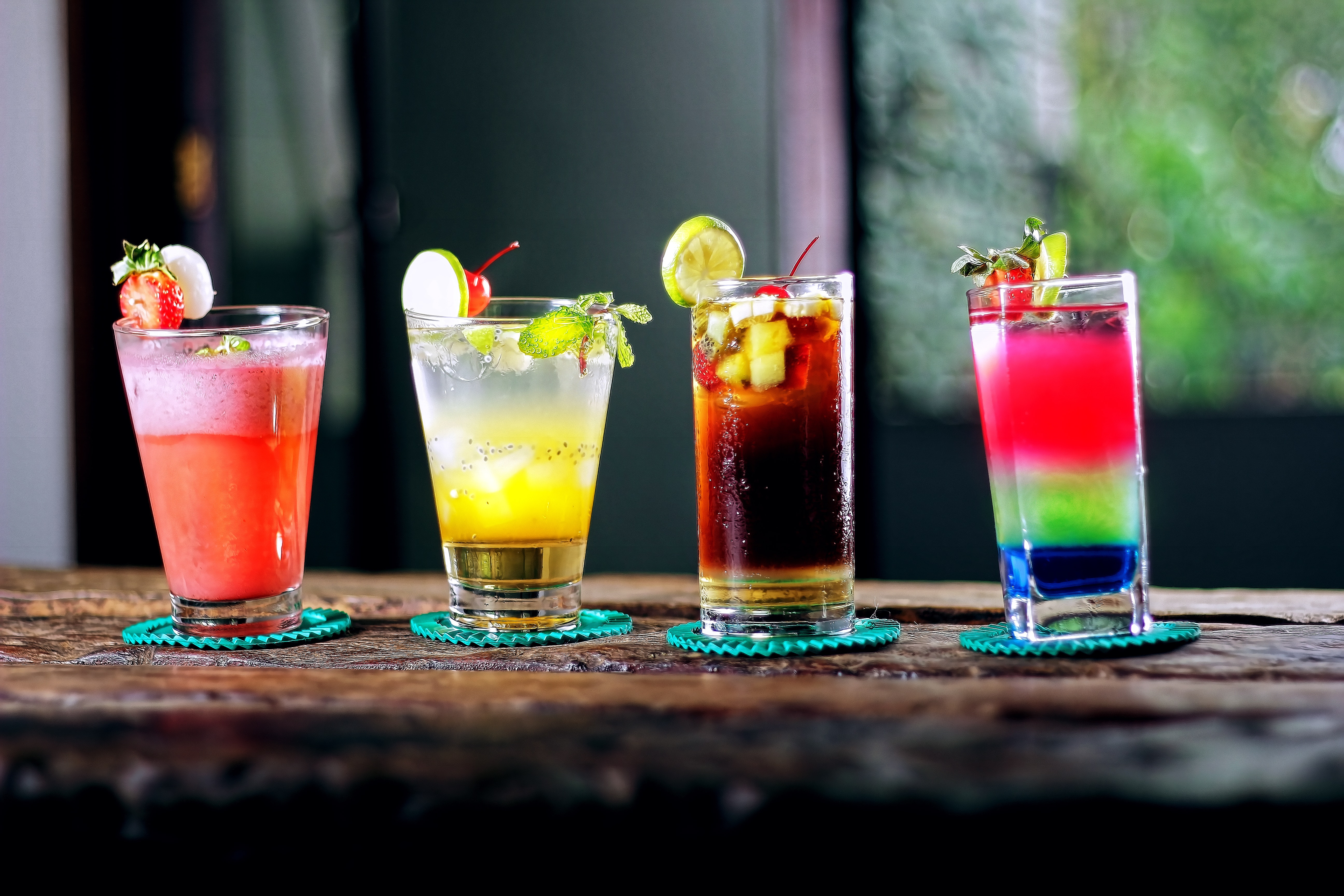 Alcoholic Beverages Bar Beverage 605408